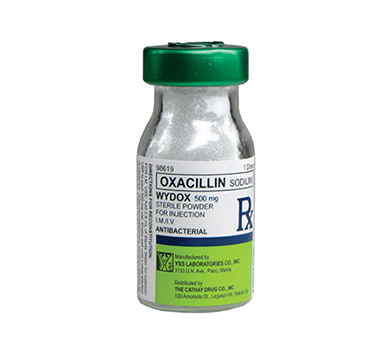 Oxacillin Sodium for Injection