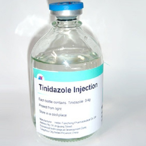 Tinidazole ထိုး 0.4g: 100ml